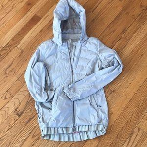Lululemon ladies running jacket size 6